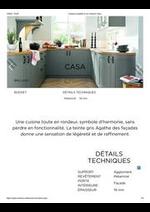 Promos et remises  : Cuisine complète et sur mesure Casa