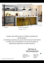 Promos et remises  : Cuisine complète et sur mesure Alba