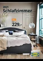 Prospectus IKEA : Schlafzimmer 2021
