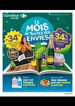 Prospectus Carrefour Market : Le mois de toutes vos envies !