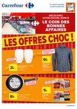 Prospectus Carrefour Drive : Les Offres Choc !