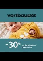 Prospectus VERTBAUDET : Vertbaudet -30%