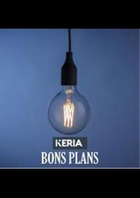Prospectus Keria BONDY : BONS PLANS