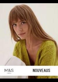 Prospectus Marks & spencer Paris : Nouveaus