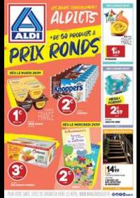 Prospectus Aldi Epinay-sur-Seine : Catalogue Aldi