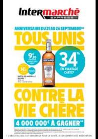 Prospectus Intermarché Express Paris 17 - Av de Clichy : TF ANNIVERSAIRE 1
