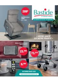 Prospectus Bastide Paris : Catalogue Automne Hiver 2021