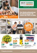Promos et remises Do it + Garden : Do it + Garden Aktionsflyer KW38