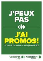 Promos et remises Carrefour Express : J'PEUX PAS J'AI PROMO !