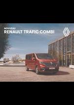 Promos et remises  : NOUVEAU RENAULT TRAFIC COMBI
