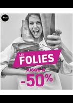 Prospectus Eram : Les Folies Jusqu'à -50%