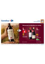 Prospectus Carrefour Drive : Foire aux vins Automne !