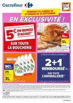 Prospectus Carrefour : Carrefour en Exclusivité !