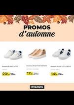 Prospectus Chaussea : Promos d'automne
