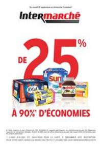 Prospectus Intermarché Super Coubron : MINI PROS ANNIV 2