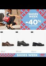 Prospectus San Marina : Shoes Week Jusqu'à' -40%