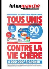 Prospectus Intermarché Super Villeneuve le Roi : TF ANNIVERSAIRE 2