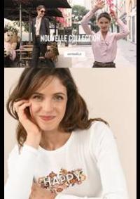 Prospectus Antonelle BOULOGNE BILLANCOURT : Nouvelle Collection
