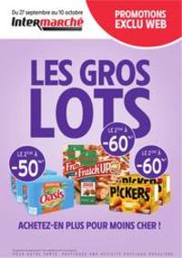 Prospectus Intermarché Super Roubaix : PROS 2 DRIVE GROS VOLUME V1