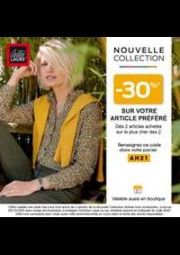 Prospectus Christine Laure NANCY : Nouvelle Collection
