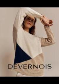 Prospectus Devernois PARIS 21/25 cours de Vincennes : Nouveautés