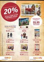 Prospectus Coop City : Spielwaren-artikel