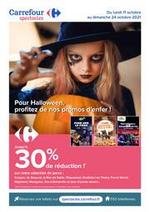 Prospectus Carrefour : Promo pour Halloween