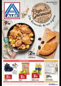Prospectus Aldi St-Louis : Catalogue Aldi