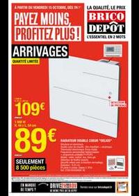 Prospectus Brico Dépôt MONTBELIARD : Catalogue Brico Dépôt