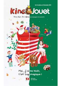 Prospectus Maxi Toys Etoy : Le catalogue de Noël 2021