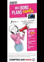 Bons Plans Cora : Catalogue Cora