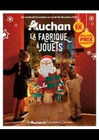 Prospectus Auchan ROISSY : La fabrique à jouets!