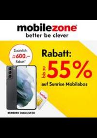 Prospectus Mobilezone Köniz : Rabatt bis zu -55%