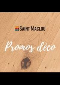 Prospectus Saint Maclou Montbeliard : Promos Déco
