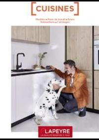 Prospectus Lapeyre Herblay : Cuisines Catalogue