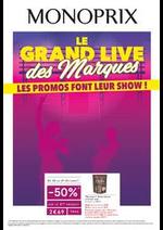 Prospectus Monoprix : Les Promos Font Leur Show!