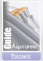 Guide aspirateur - Conforama
