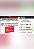 CARTE PRO - Auchan